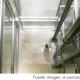 Instalación de un ascensor hidráulico: en la propia estructura del edificio o en una estructura auto portante