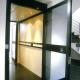 Control y precisión de nivelación entre cabina y piso