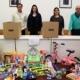 GMV Eurolift colabora en la recogida de juguetes