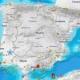 Hasta 33 terremotos registrados la pasada semana cerca de Almería