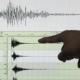 Tres terremotos en Andalucía son registrados por el Instituto Geográfico Nacional