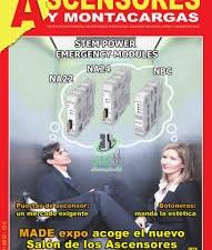 España supera el millón de Ascensores instalados