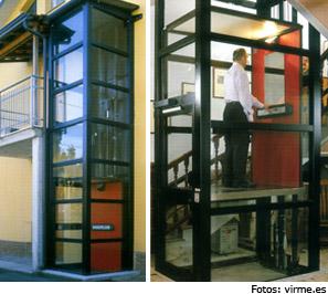 Elevador vs ascensor definici n y diferencias gmv blog - Ascensores para viviendas unifamiliares ...