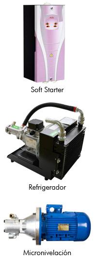 Kits de Optimizacion: aumentan la durabilidad y/o el confort del equipo hidráulico y mejoran su rendimiento