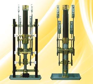 Pistones telescópicos de sincronización mecánica (modelos TCS y EC)