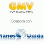 GMV colabora con Manos Unidas