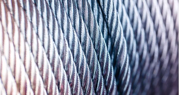 cables de acero en ascensores