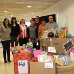 Donativo juguetes