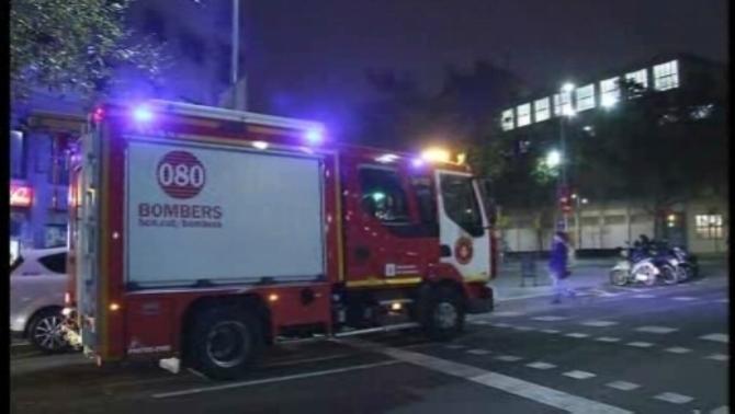 rescate bomberos ascensor