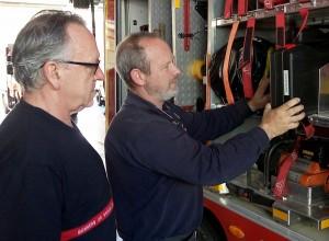 entrevista bomberos