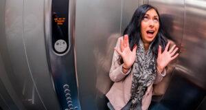 rescate en ascensor por corte luz