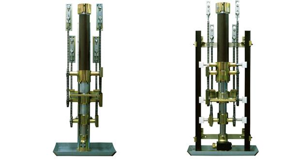 servicio cambio juntas pistones telescopicos gmv